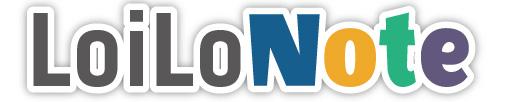 LoiLoNote logo
